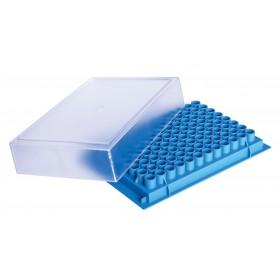 Pokrywy do statywów na probówki PCR, 28 mm