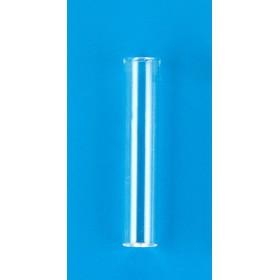 350 µl szklany insert z płaskim dnem