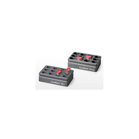 CoolRack SV - moduły na ampułki do wstrzykiwań