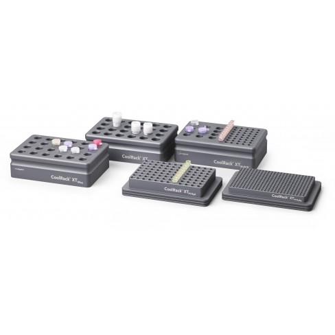 CoolRack PCR - moduły płytkowe, studzienkowe i probówkowe